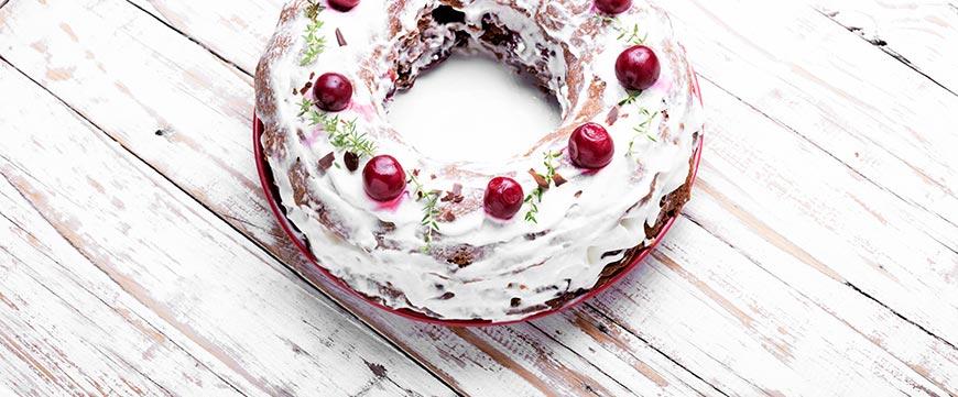 Candy Mania cake