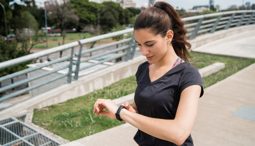 Fitness-Watch
