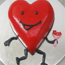 Take my Heart Cake