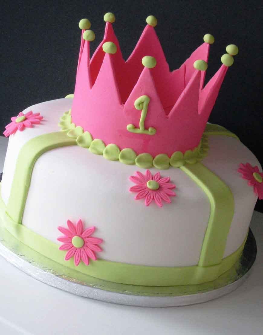 TIARA BIRTHDAY CAKE ONLINE IN GURGAON