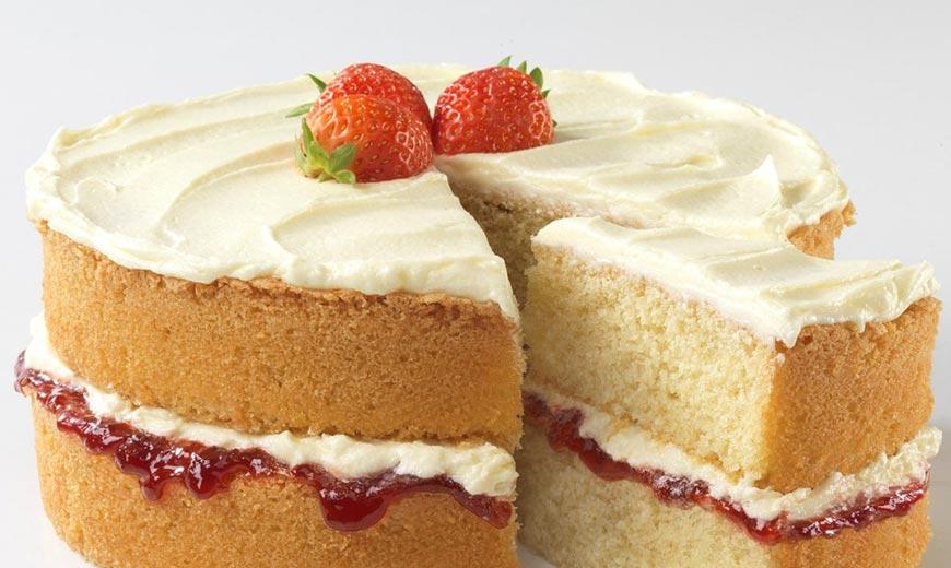 Victorian-sponge-cake