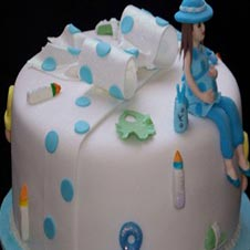 Will Baby be a He or She Cake