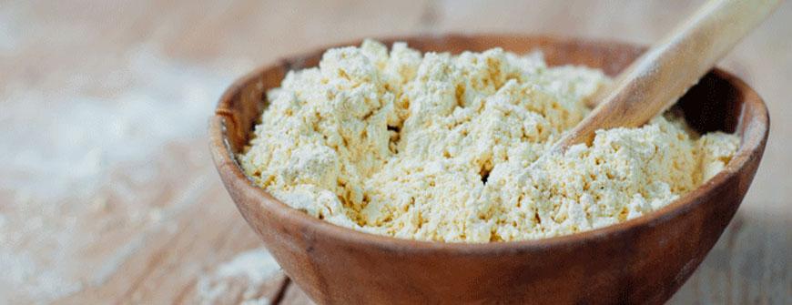 Alterantive to white flour