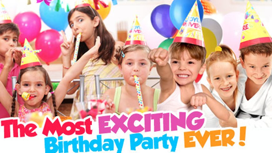 Tips for Organising the Perfect Birthday Party for your Kid