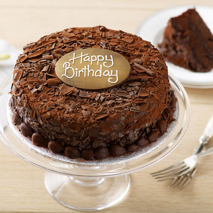 Birthday Special Chocolate Cake