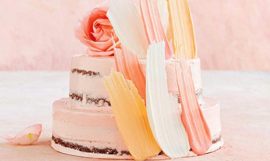 brushstroke-cake