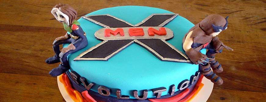 Evolution of cake decoration