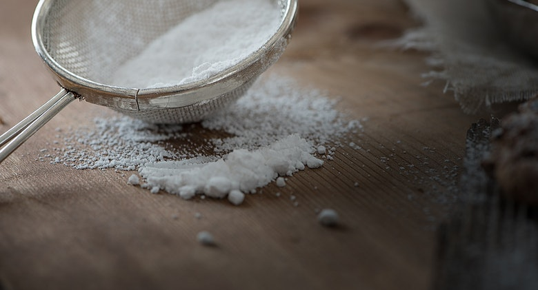 Gluten flour Oats