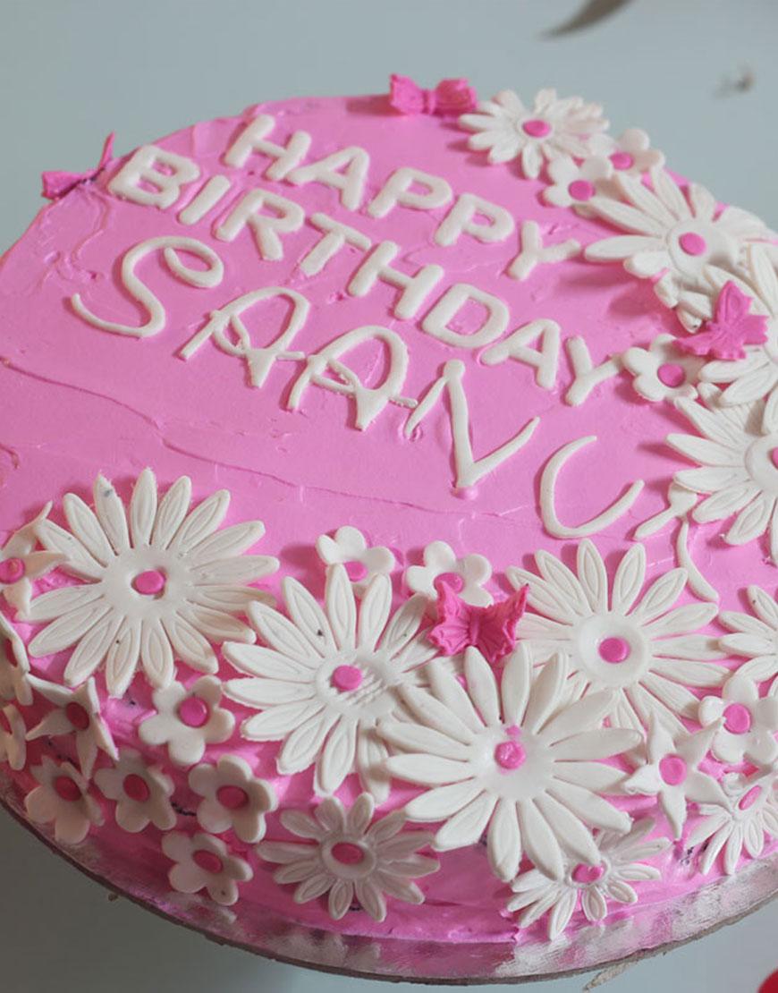 Customised Professional Birthday Cakes Gurgaonbakers