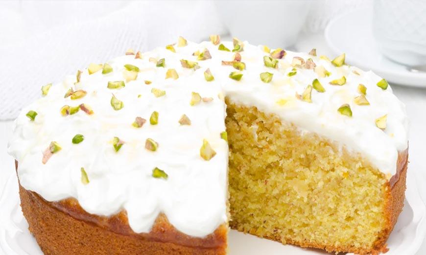 pistachio-cake