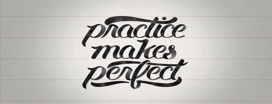 Practice more