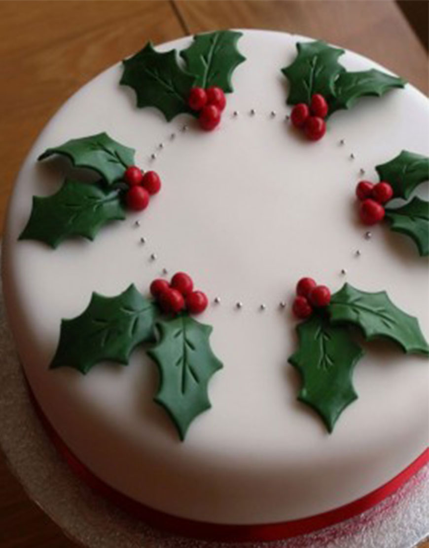 Traditional fruit cakes for Christmas from GurgaonBakers