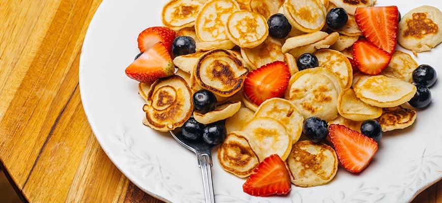 tiny-pancakes