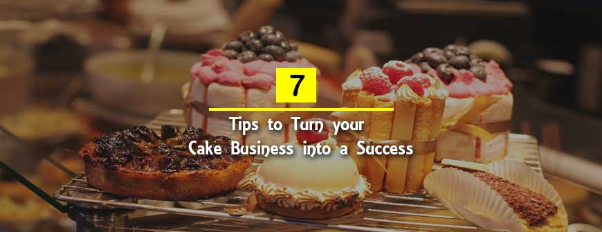 tips to run successful bakery business