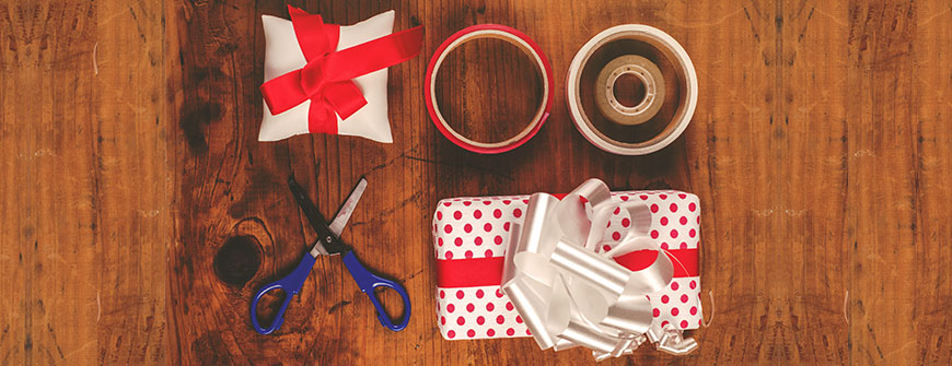 Ways to pack your Gifts